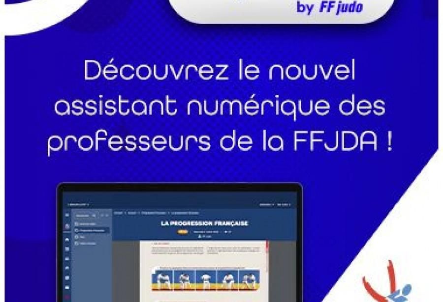 Nouveau : plateforme mycoach by FFjudo